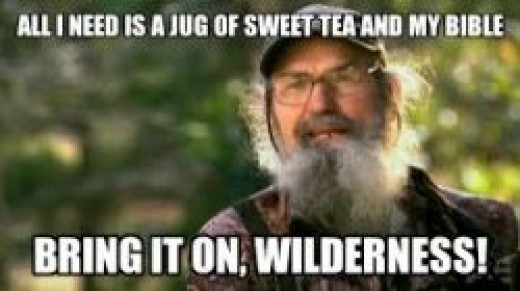 Is Duck Dynasty really Christian?