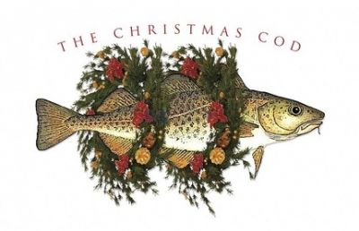 THE CHRISTMAS COD (Design by Andrew Newman for Cape Card)