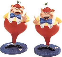 The Tweedle Twins Send You Oodles of Tacky Tweets for 2013!