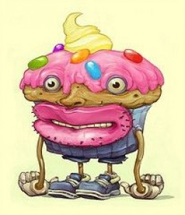 Take it from the Muffin Man, if you never try, you'll never look stupid!