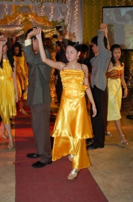 Lady at Eighteen: Debut a la Filipina