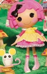Crumbs sugar cookie lalaloopsy doll