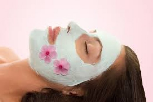 Fruit masks are great ways to get rid of wrinkles permanently by ridding your body of free radicals
