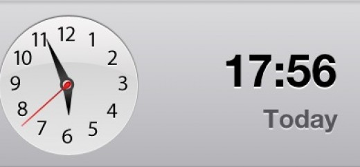 Set a timer then see how you feel