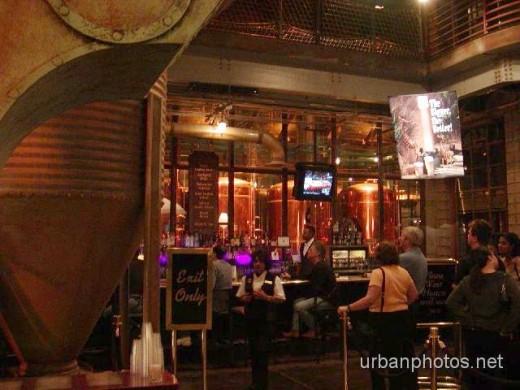 Monte Carlo Las Vegas brewery & brew pub