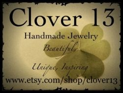 Clover 13 Glow in the Dark Jewelry