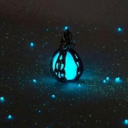 Mermaid Magic Ocean Blue