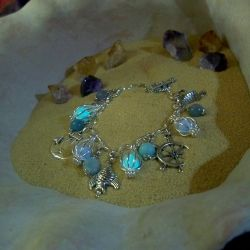 Mermaids Magic Charm Bracelet