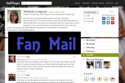 Why is Fan Mail so Important on Hubpages?