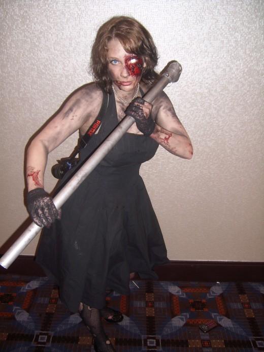 Cool Bloody woman