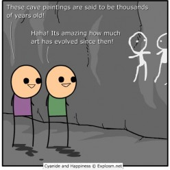 Best Cyanide and Happiness Comic Strips