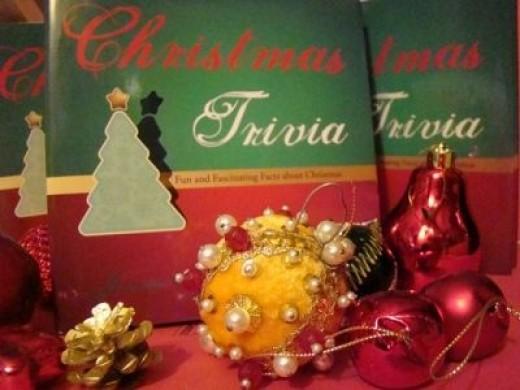 Trivia Books for Christmas