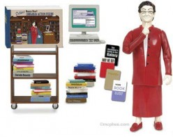Choosing Book-Themed Gifts for Librarians and Library Teachers