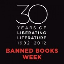 30th Anniversary of Banned Books Week 2012