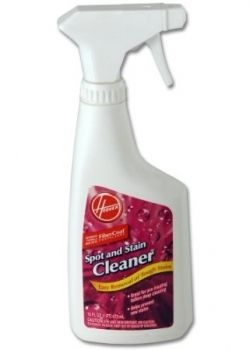 spot and stain cleaner