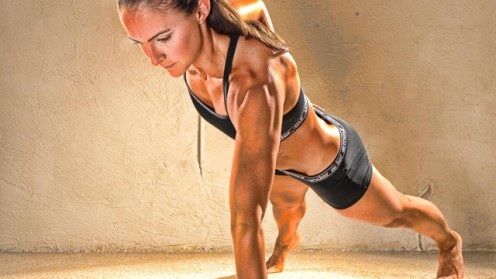 HIIT training is known to help build speed and strength.
