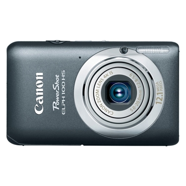 Best Digital Camera Under 200 - Canon PowerShot ELPH 100 HS Digital Camera with 4X Optical Zoom