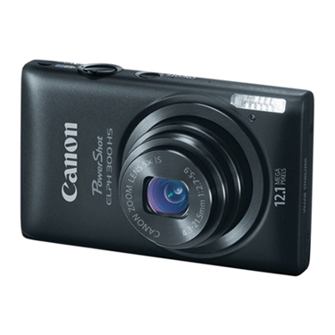 Best Digital Camera Under 200 - Canon PowerShot ELPH 300 HS 12 MP CMOS Digital Camera with Full 1080p HD Video