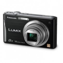 Best Digital Camera Under 200 - Panasonic 16.1MP Digital Camera with 8x Wide Angle Image Stabilized Zoom and 2.7 inch LCD