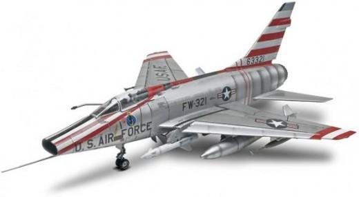 Revell 1/48 F-100 Super Sabre