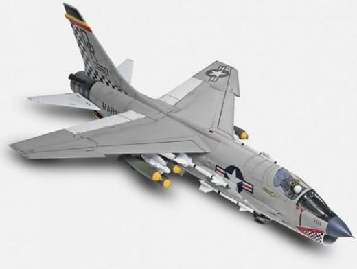 Revell 1/48 F-8 Crusader