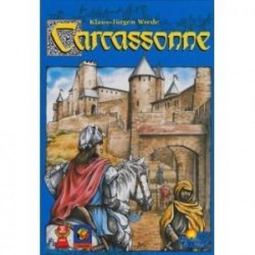 Baord games - Carcassonne
