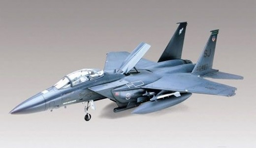 Revell 1:48 F15E Strike Eagle