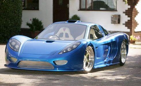 The world's fastest car - Brabus TKR