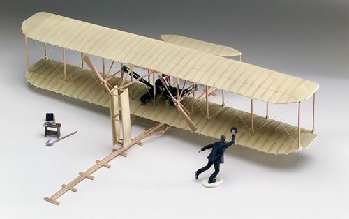 Revell 1/39 Wright Flyer - First Powered Flight