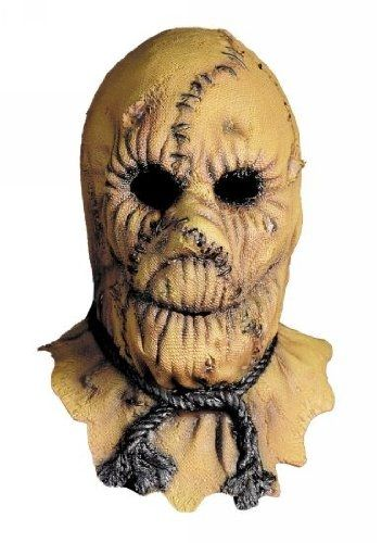 Halloween mask - Scarecrow scary mask