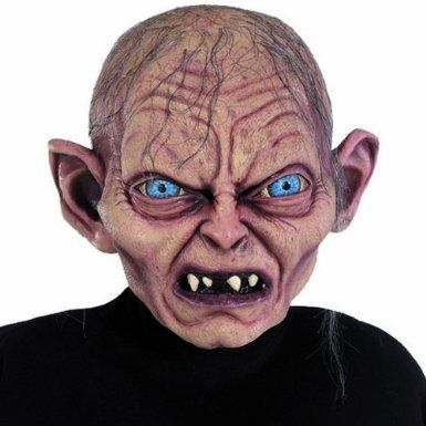 Halloween Mask - Scary Gollum Mask