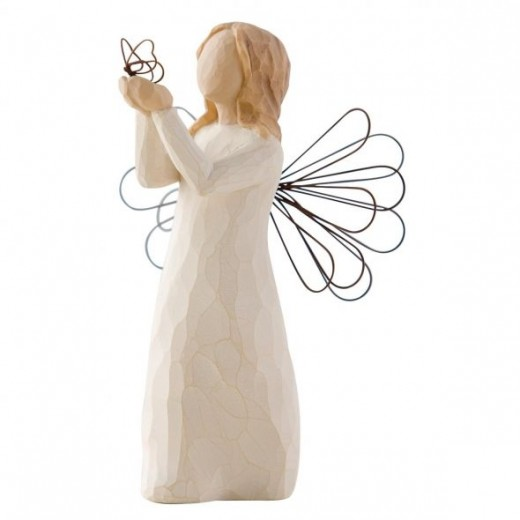 Angels figurines - The Angel of Freedom