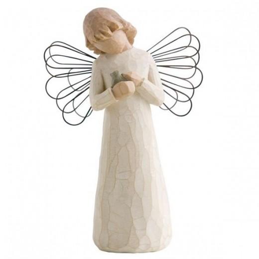 Angels figurines - Angel of Healing
