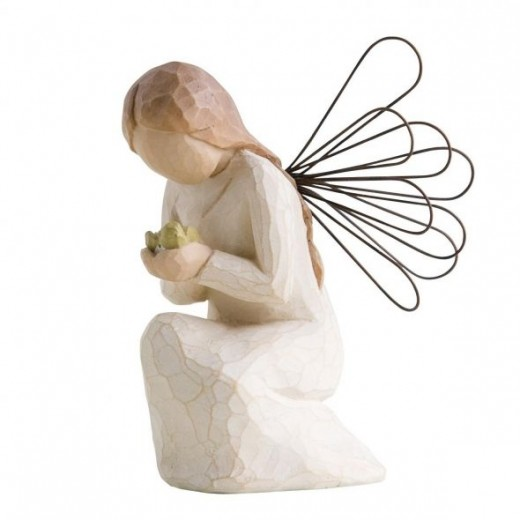 Angels figurines - Angel of Miracles