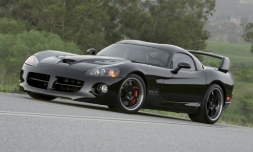 The fastest car - Dodge Hennessey Viper Venom 800TT