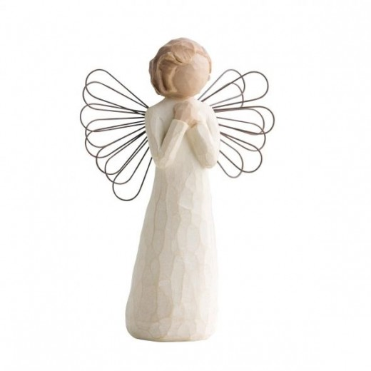 Angels figurines - Angel of Wishes
