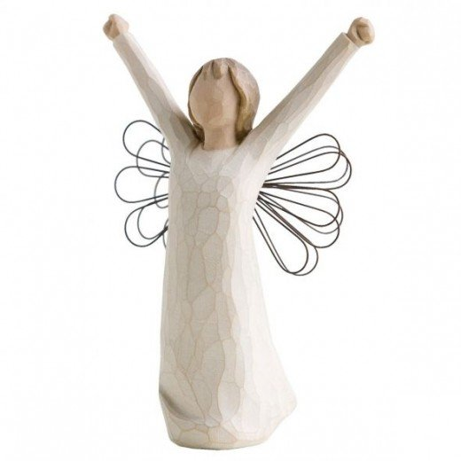 Angels Figurines - Angel of Courage