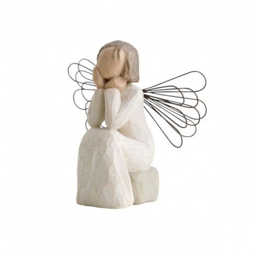 Angels figurines - Angel of Caring