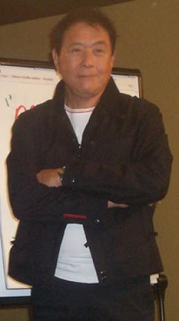 Robert Kiyosaki, author of Cash flow quadrant