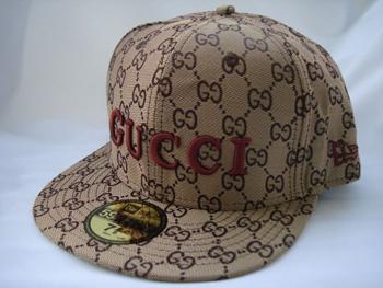 Gucci Pattern Hat