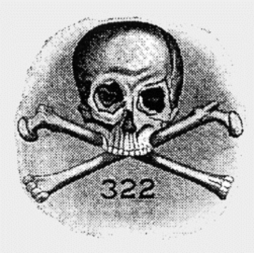 Masonic skull and bones photo