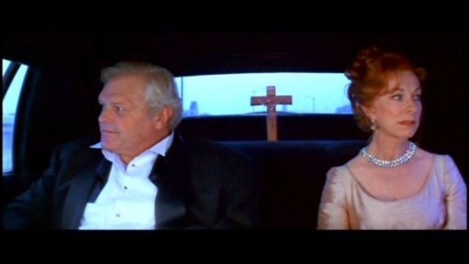 Lord and Lady Montague TM  1996 Twentieth Century Fox Film Corporation. (Brian Dennehy + Christina Pickles)