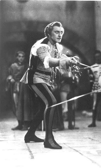 Mercutio 1936 Metro Goldwyn Mayer (John Barrymoore)