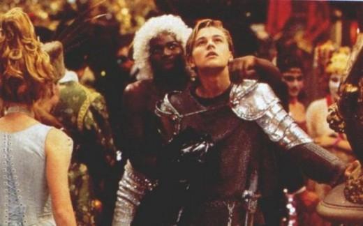 Romeo, Mercutio  1996 Twentieth Century Fox Film Corporation