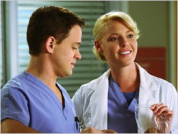 Grey's Anatomy - George and Izzie - Will they live or die?