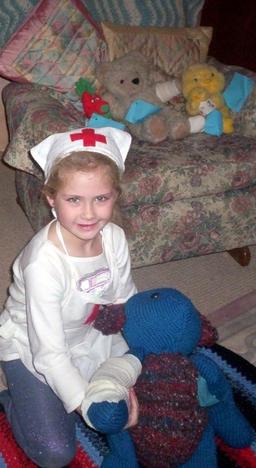 Florence Nightingale the 2nd?