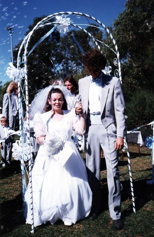 A Spina Bifida wedding my Mum attended with joy