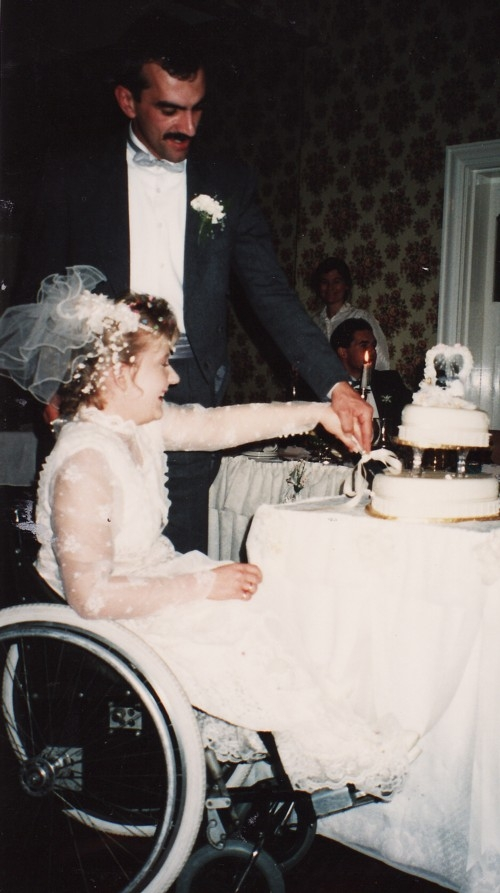...and another SB wedding she was invited to