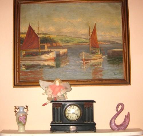 MY Grandfather's Clock + more treasures