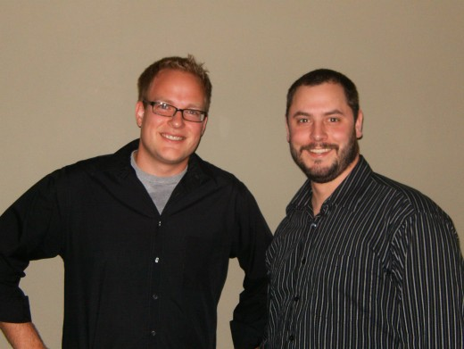 Chad Wade and David Meier